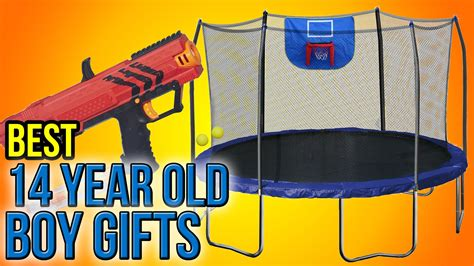 10 best 14 year old boy gifts 2016 youtube