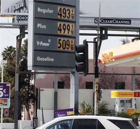 Gas Prices When Obama Took Office by Doug Ross Journal Congratulations President Obama And