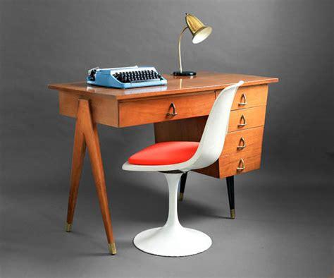 retro modern desk items similar to mid century maple office desk wood