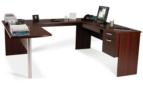 executive u shaped computer desk ideas desk design
