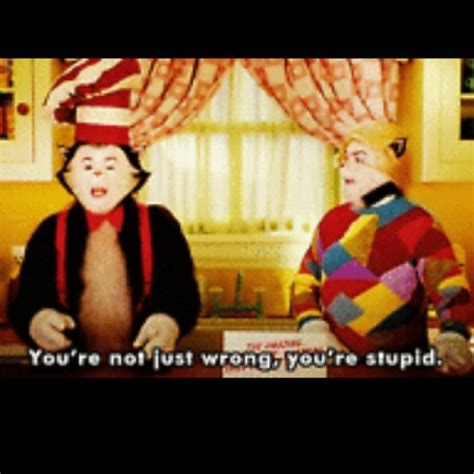 mike myers you re the devil gif 13 best the cat in the hat images on pinterest dr suess