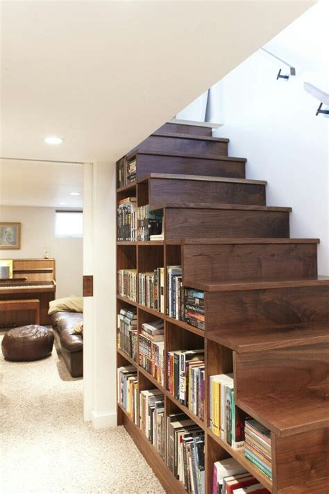 bookcase stairs home sweet home stair