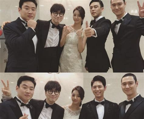 yoo ah in relationship geng ssangmundong reply 1988 reuni di 52nd baeksang arts