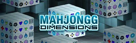 Pch Games Mahjongg Dimensions - mahjongg dimensions