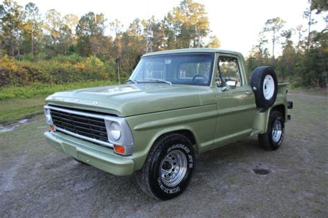 1967 ford truck 1967 ford f 100 bed stepside truck f100 must