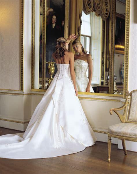 lifestyle fashions strapless wedding dress