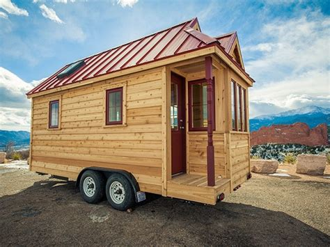 tumbleweed house tumbleweed cypress tiny house on wheels
