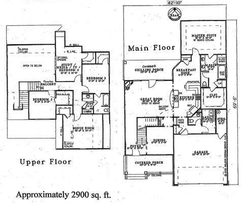 two story open floor plans 21 wonderful open floor plan interior design in 2