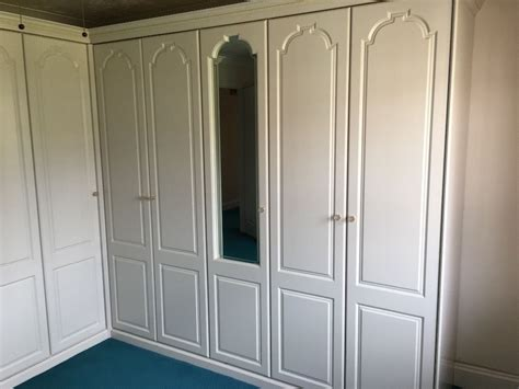 Schreiber Fitted Bedroom Furniture White Schreiber Fitted Wardrobes In Boston Lincolnshire Gumtree