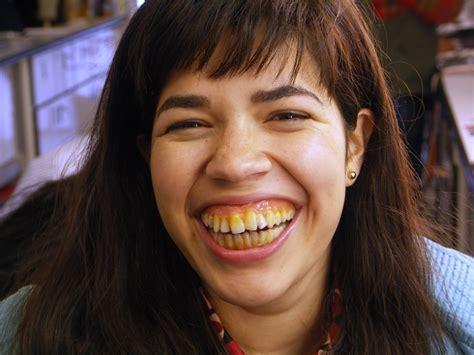 Buck Toothed Girl Meme - people with big teeth