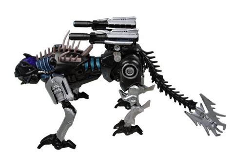 Transformers Hasbro Of The Fallen Deluxe Class Ravage rotf ravage 100 complete