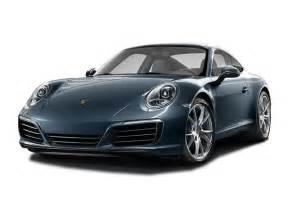 Porsche 911 Coupe 2017 Porsche 911 Coupe