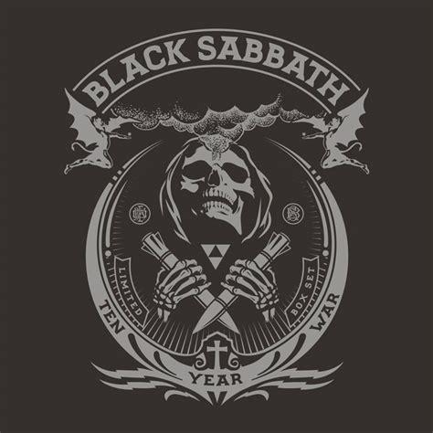 Black Sabbath 6 the ten year war box set black sabbath