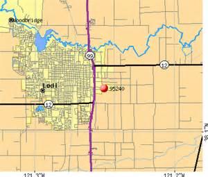 where is lodi california on the map lodi california map
