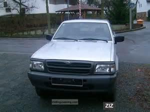 mazda b2500 1998 stake truck photo and specs
