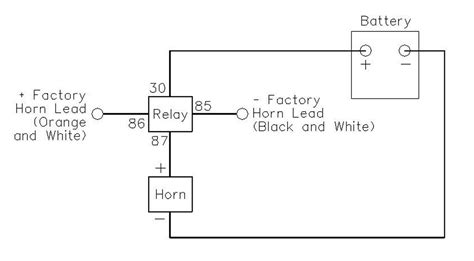 stebel air horn wiring diagram wiring diagram with