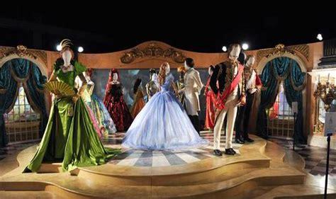 cinderella film exhibition cinderella costume exhibition revealed films