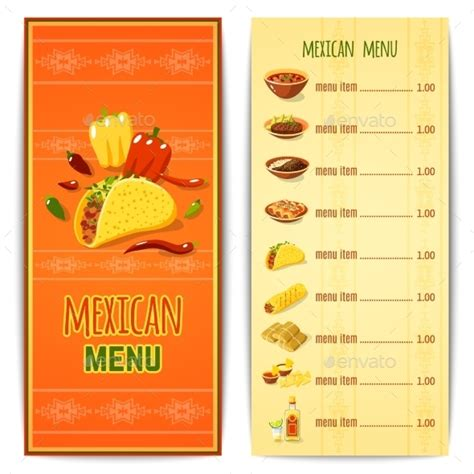 taco sfood flyer templates free download 187 dondrup com
