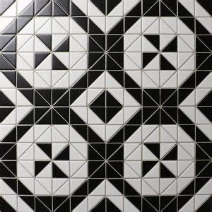 Mosaic Kitchen Tiles For Backsplash triangle triangle tiles floors kitchen bathroom walls