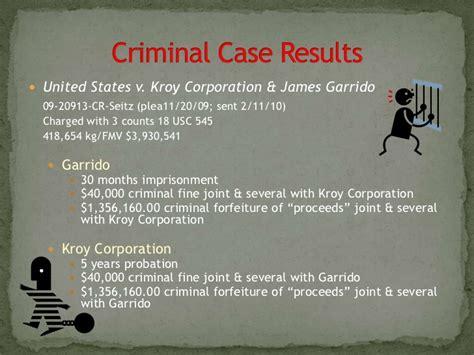 18 usc section 1343 ods smuggling criminal enforcement
