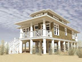 House On Stilts Plans Narrow Beach House Designs Narrow Lot Beach House Plans