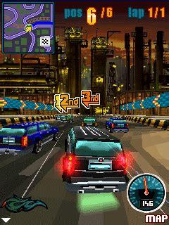 game java mod 240x320 jar nitrostreet racing 3d java игры 240x320 гонки gameloft