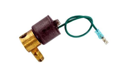 boat trim tab solenoid insta trim boat tabs oem parts solenoid valve green 12 volt