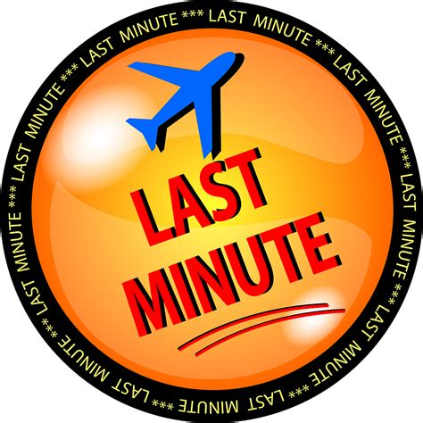 last minute best 5 top for last minute travel deals