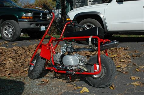 used doodlebug mini bike mini bike with 110cc lifan south bay riders