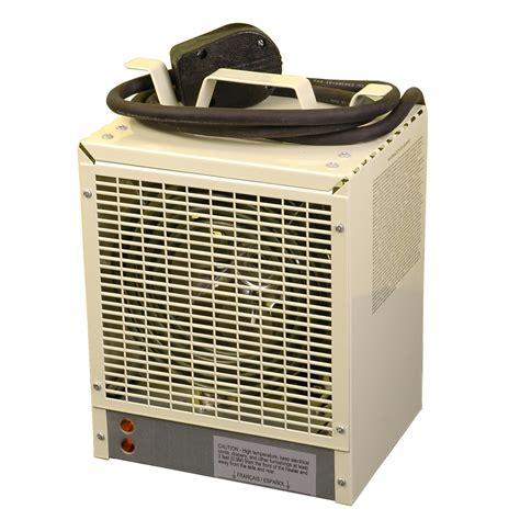 Garage Heating Dimplex Electric Garage Heater Dch4831l Ebay