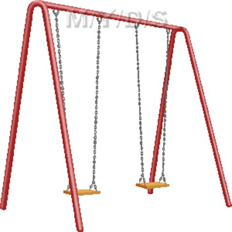swings clip art playground swing clipart clipart suggest