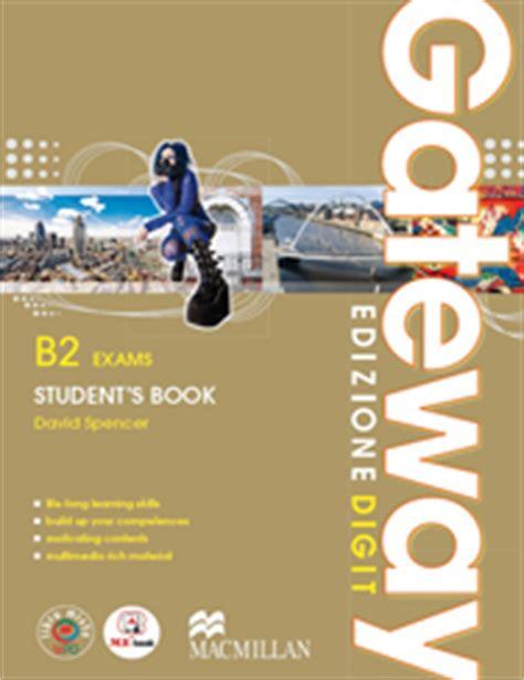 libro gateway b2 teachers book aavv gateway b2 exams