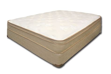 size 10 quot top 2 quot quilted top plush soft vanilla
