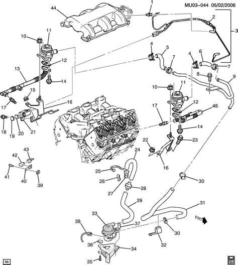 2003 Pontiac Montana Parts by Pontiac Montana Vacuum Diagram Pontiac Free Engine Image