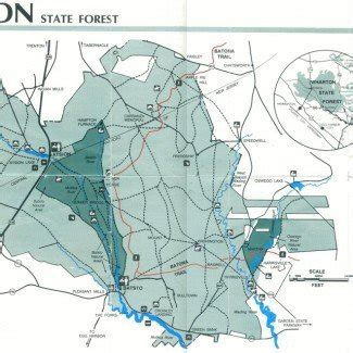 wharton state forest map wharton state forest schwarttzy