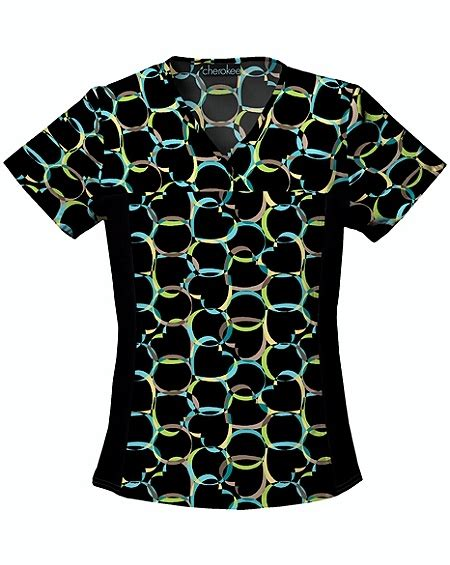 Contrast Mock Neck Knit Top 23 best s scrubs images on