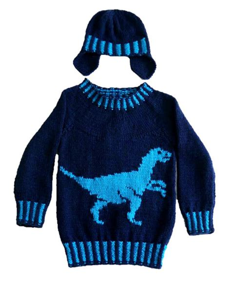 dinosaur sweater knitting pattern dinosaur knitting patterns in the loop knitting