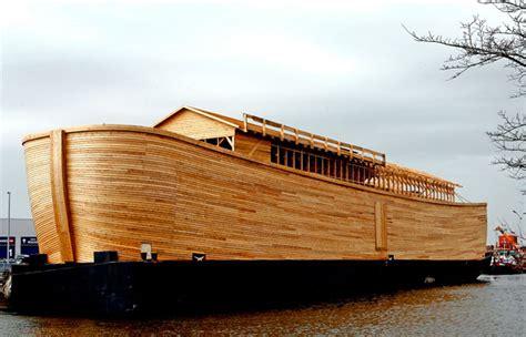 ark noble boat dutchman builds noah s ark a second time