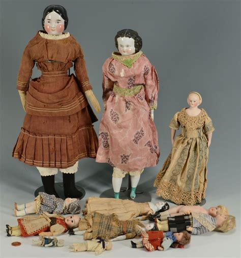 bisque china doll assorted bisque and china dolls 12