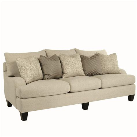 upholstered sofa by bernhardt new place