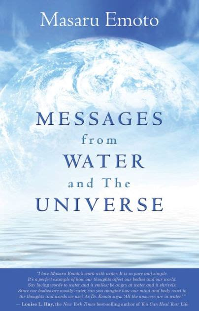 Pdf Messages Water Masaru Emoto by Messages From Water And The Universe By Masaru Emoto