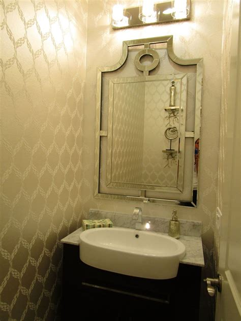 hometalk   builder basic powder room