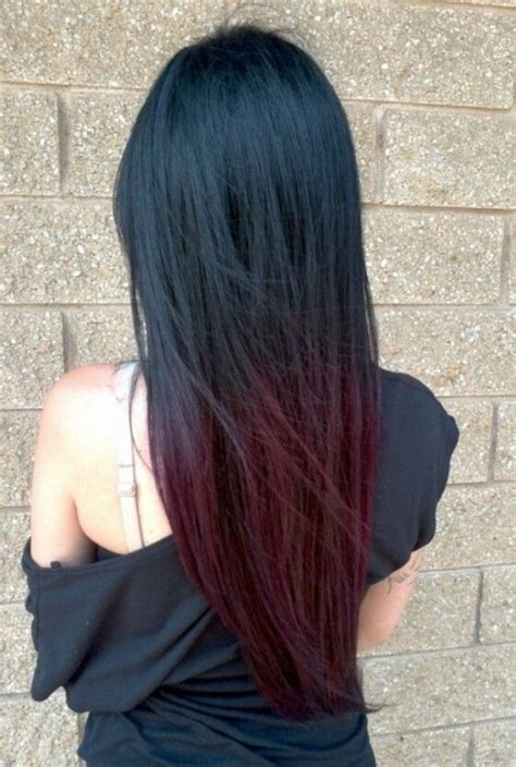 ombre hair 13 30 black ombre hair ideas hairstyles update