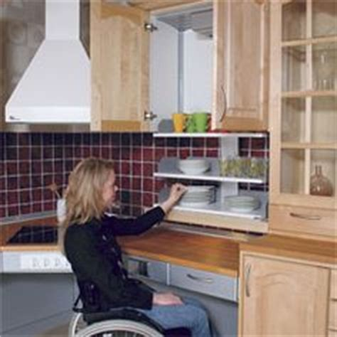 pull kitchen cabinets for the disabled 1000 images about disabled on wheelchairs handicap bathroom and elevator