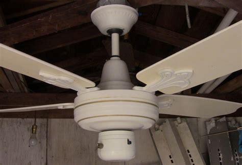 Encon Indutries Inc Crusader Series 52 Quot White Ceiling Fan Encon Ceiling Fan