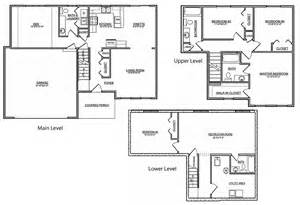 tri level house floor plans 20 photo gallery house plans 61343
