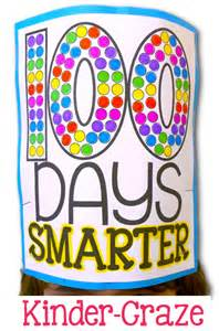 100 days of school hat template a hat for the 100th day
