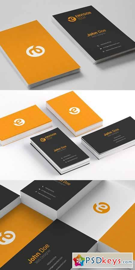 Free Flat Card Templates by Flat Business Card Template 589634 187 Free