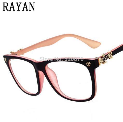 Handcrafted Glasses - cross glasses frame handmade frame