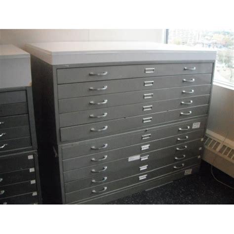 10 drawer map cabinet map cabinet flat file 10 drawer 2 pc base top allsold